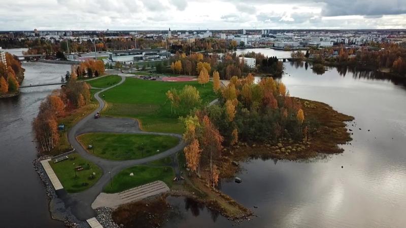 Oulu Kuusisaari Tapahtumat